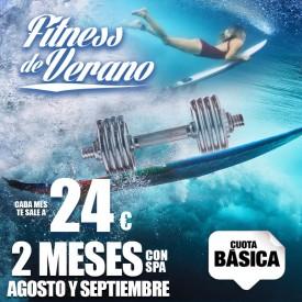 FITNESS DE VERANO 2 MESES