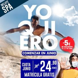JUNIO CON SPA SUPERJUERNES